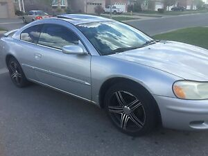 2001 Eclipse/Sebring LXI coupe/ Parts/ wheels