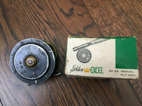 Vintage Union Hardware Company No. 7169 Fly Fishing Reel Torrington Conn