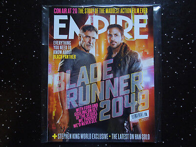 Empire Magazine 339 - Blade Runner 2049 - $3.49