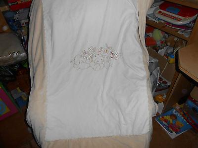 couverture  noukies serie  kiaya  et    pour lit cage