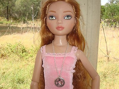 "For sale Tonner Ellowyne Evangeline Tyler MSD 1/4 BJD #254 16"" Doll Uni Sex Jewelry Set"
