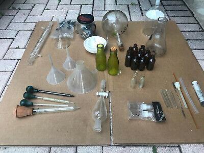 Lab Glassware Lot