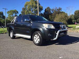 Toyota Hilux 2007 SR5 D4D 4x4 Auto Guildford Parramatta Area Preview