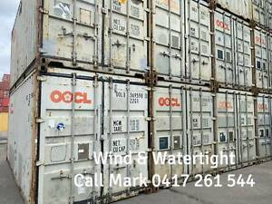 Used 20ft Shipping Containers