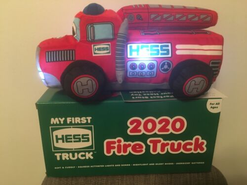 2020 hess truck