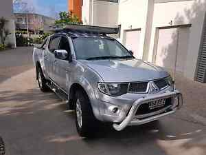 2010 Mitsubishi Triton GLX-R 4x4 Turbo Diesel Manual Murarrie Brisbane South East Preview