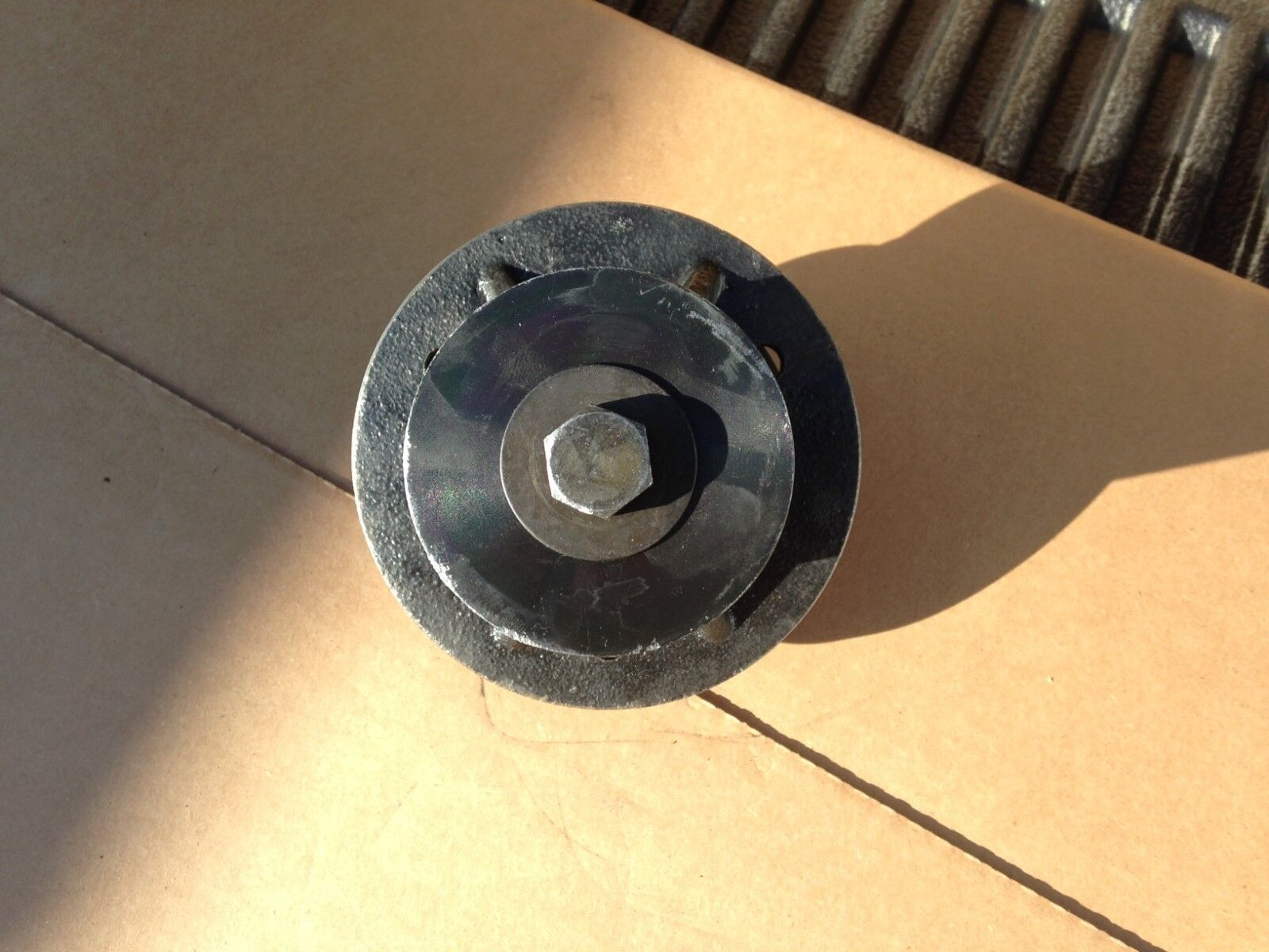 Replacement King Kutter Finish Mower Spindle Code 502303 with Free Shipping  | Shopping Bin - Search eBay faster