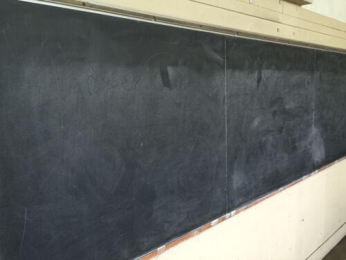 """100 Sheets Antique Slate School Chalkboards  Vintage Slate Blackboards 42""""x54""""+"""