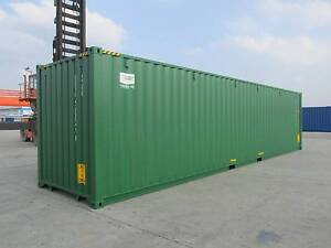 40'hc Shipping Container used once to Australia Brisbane City Brisbane North West Preview