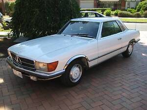 1977 Mercedes-Benz 450 Coupe AUTO SUNROOF/MECH GOOD $9999 Heidelberg Heights Banyule Area Preview