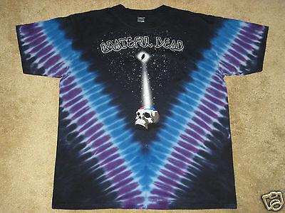 Grateful Dead Starshine S  M  L  Xl  2Xl  3Xl Tie Dye T Shirt