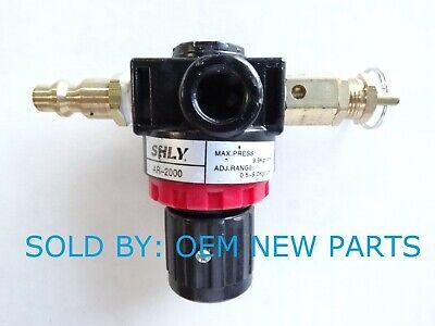 Air Pressure Regulator Compressor Ar2000 Control Switch Filter Valve