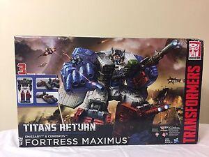Transformers Fortress Maximus