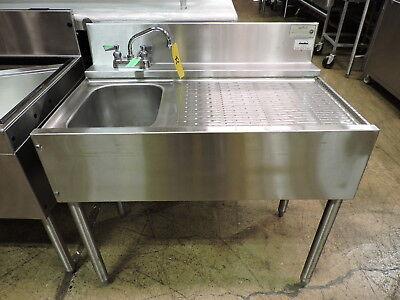 Krowne Kr-23-31l Commercial 1-compartment Bar Sink