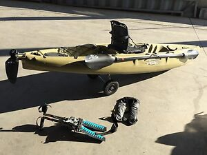 HOBIE OUTBACK KAYAK Bomaderry Nowra-Bomaderry Preview