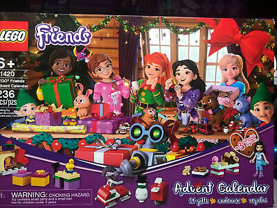 Lego Friends: Advent Calendar (41420) Sold out In Stores On Hand New