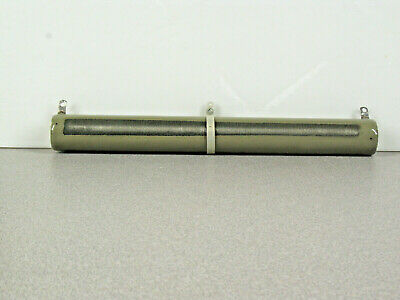 One Ward Leonard Vitrohm 200 Watt 1000 Ohm Adjustable Power Resistor Ohmite