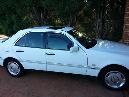 Mercedes Wrecking W202 C200 1996 ELEGANCE Glenwood Blacktown Area Preview