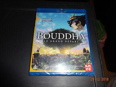 Bouddha le grand départ - Kazé Manga Blu ray - Neuf