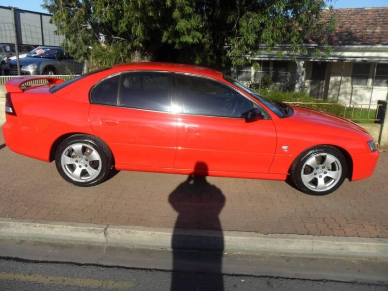 2003 Holden Commodore sv8 automatic sedan vy!! 5.7v8 | Cars, Vans ...