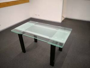 Glass Table (Extendable)