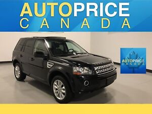 2014 Land Rover LR2 NAVIGATION|PANOROOF|LEATHER