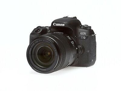 Canon EOS 77D Kit EF-S 18-135 IS USM - Ean 4549292083590