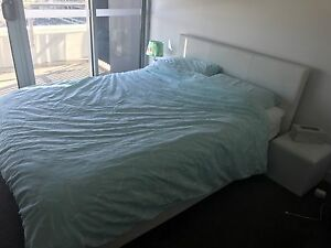 AMART double bed plus mattress Woolloongabba Brisbane South West Preview