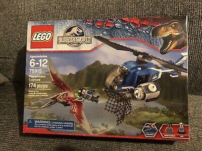 LEGO Pteranodon Capture 75915 Jurassic World Masrani ACU Same Day FS