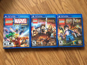 Lego Ps Vita games