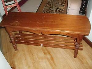 Shoe Rack, Bench, Seat, or Coffee Table, lots of uses Australind Harvey Area Preview