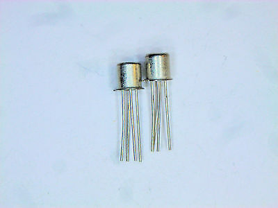 2n4220 Original Philips Fet Transistor 2 Pcs