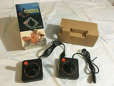 *NEW Old Stock in Open BOX* 1979 Atari OEM Pair CX40-04 Joystick Controllers NOS