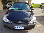 2010 HYUNDAI GETZ ONLY 125000KMS   1 YEAR FREE EXT. WARRANTY! Midland Swan Area Preview
