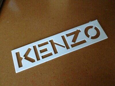 Kenzo Stencil