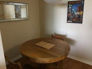 Nutana/Broadway Furnished and Equipped Apartment