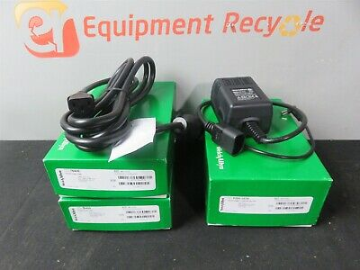 Welch Allyn 5200-101a 76400 Ac Power Transformer Power Cord Spot Vital Monitor