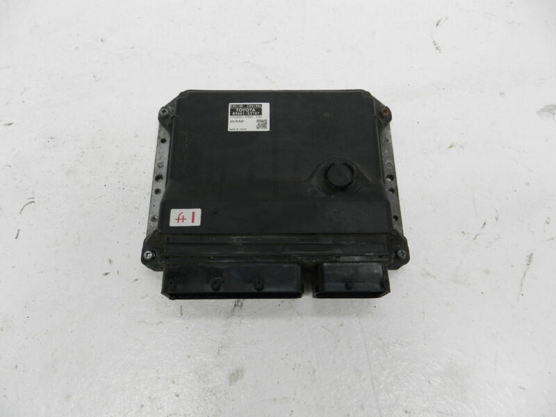 LEXUS IS220D 2.2 DIESEL ENGINE ECU 89661-53701 REF1170