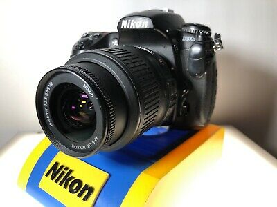 Nikon D300S 12.3MP Digital SLR Camera w/AF-S NIKKOR 18-55mm DX Zoom Lens•HD720, usado segunda mano  Embacar hacia Mexico