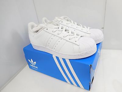 adidas Originals Women's Superstar Casual Shoes Size 9.5 US White