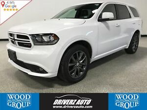 2018 Dodge Durango GT ACCIDENT FREE,LEATHER, ROOF , AND LOTS...