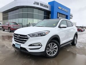 2017 Hyundai Tucson SE AWD 2.0 HEATED SEATS/STEERING WHEEL ROOF