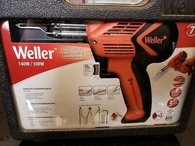 Weller - 9400pk - 100140 Watt Soldering Gun Kit