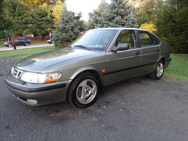 1999 Saab 9-3 For Sale