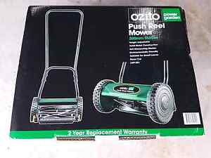 Push Reel Mower LMP 301 Wollert Whittlesea Area Preview