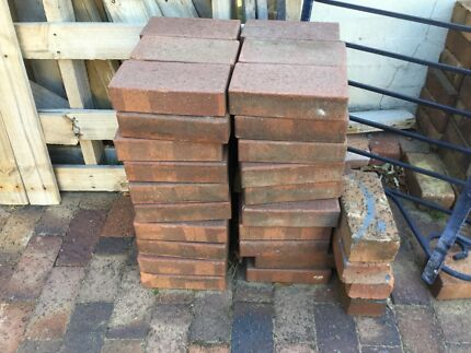 Random Bricks and Pavers for the taking - FREE