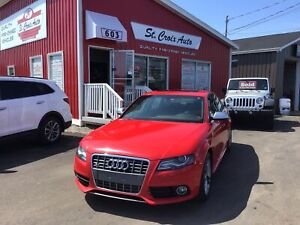 2010 Audi S4 Premium Package, AWD, Leather Seat,Sunroof, Super
