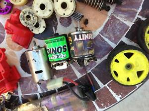 Tamiya old school car parts ff01 fwd ta01 4wd Bossley Park Fairfield Area Preview
