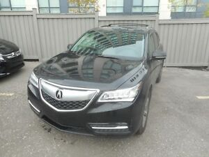 2015 Acura MDX | Leather, Backup Cam, All-Wheel Drive!