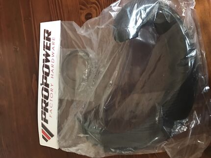 Beta 300 carbon fibre pipe guard